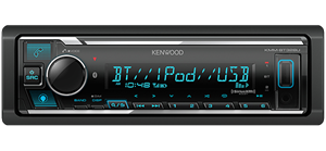 Picture of Kenwood KMM-bt328u